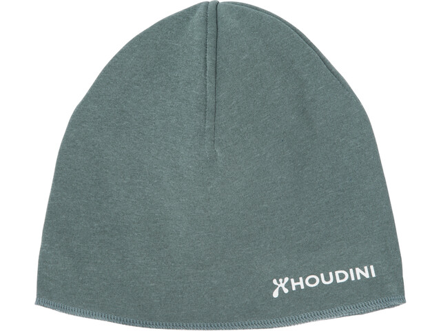 Houdini Toasty Top Heather Hat deeper green